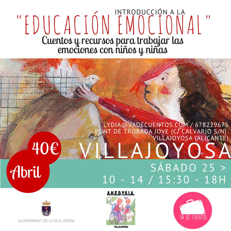 Curso Introducción Educación Emocional