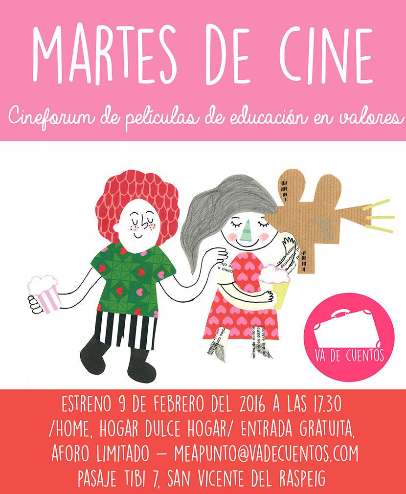 cineforum de educación emocional