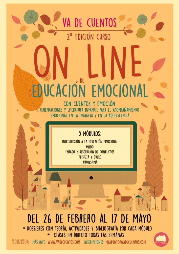 curso online educación emocional