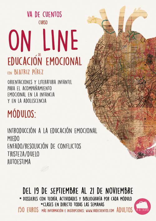 curso online educacion emocional