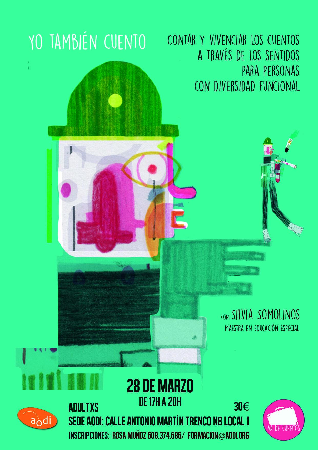 Literatura infantil para personas con diversidad funcional