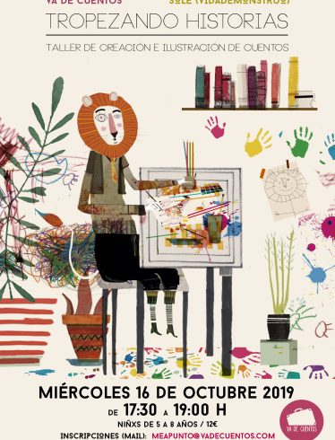 Creación e ilustración de cuentos