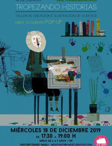 Taller de creación e ilustración de cuentos