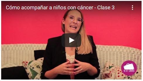 cómo acompañar a niños con cáncer