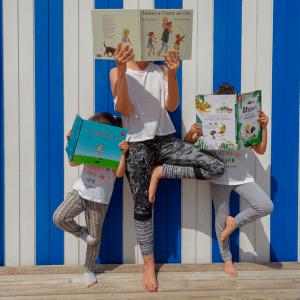 yoga para nniños cuentos y recursos curso online