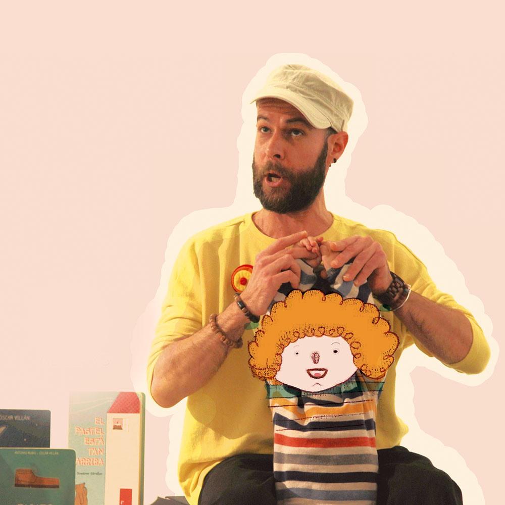 cursos de educación respetuosa contar cuentos para bebés