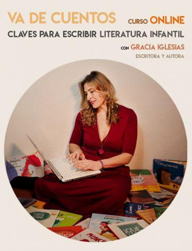 CLAVES PARA ESCRIBIR ITERATURA INFANTIL CURSO ONLINE