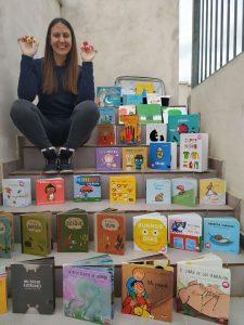 Cristina MArtinez formadora cuentos para niños de 0 a 3 años