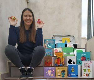 Cristina MArtinez formadora cuentos