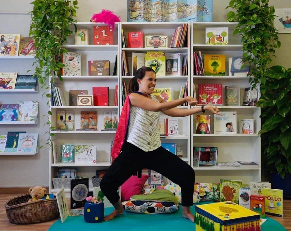 yoga para niños cuentos