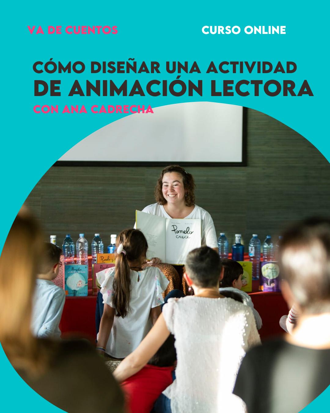Cómo diseñar una actividad de animación lectora