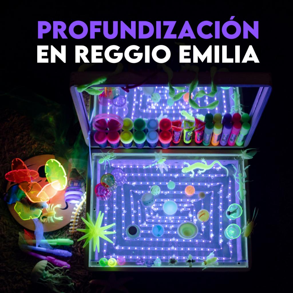 EDUCACION RESPETUOSA RREGGIO EMILIA