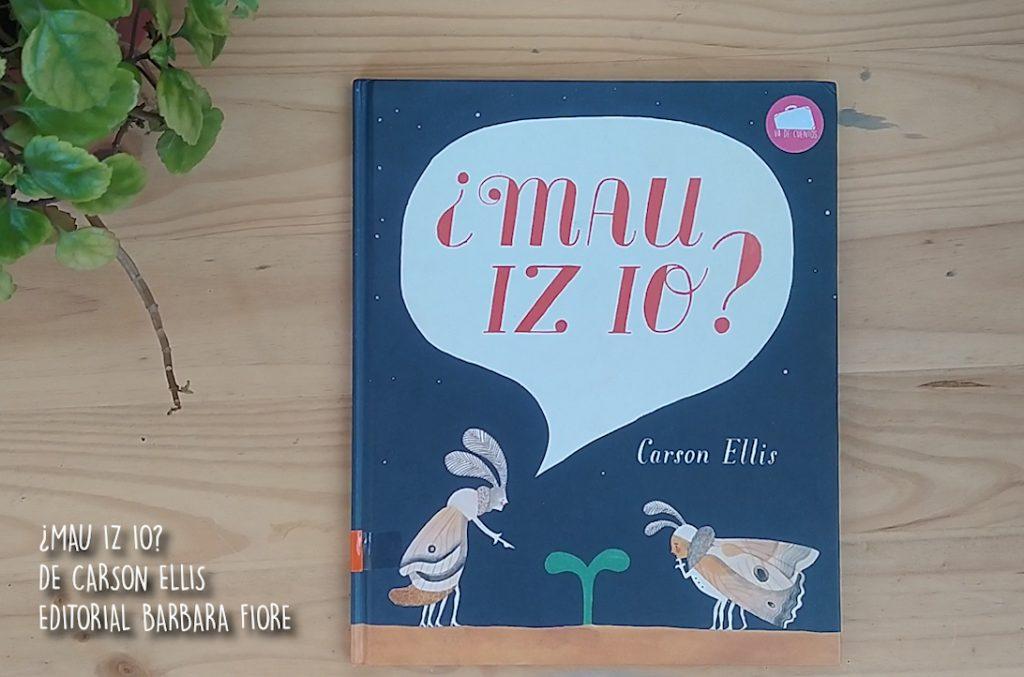 cuentos sobre insectos Mau iz