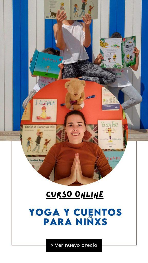 CURSO YOGA EN EL AULA EDUCACIÓN RESPETUOSA