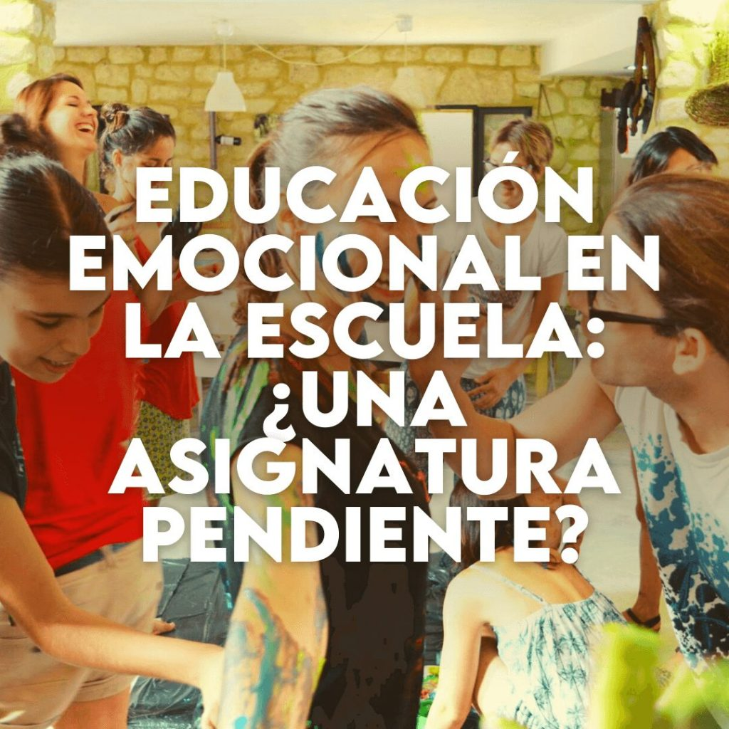 Educación emocional en la escuela